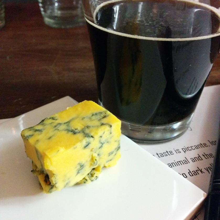 Colston Basset Shropshire Blue and Nail Oatmeal Stout