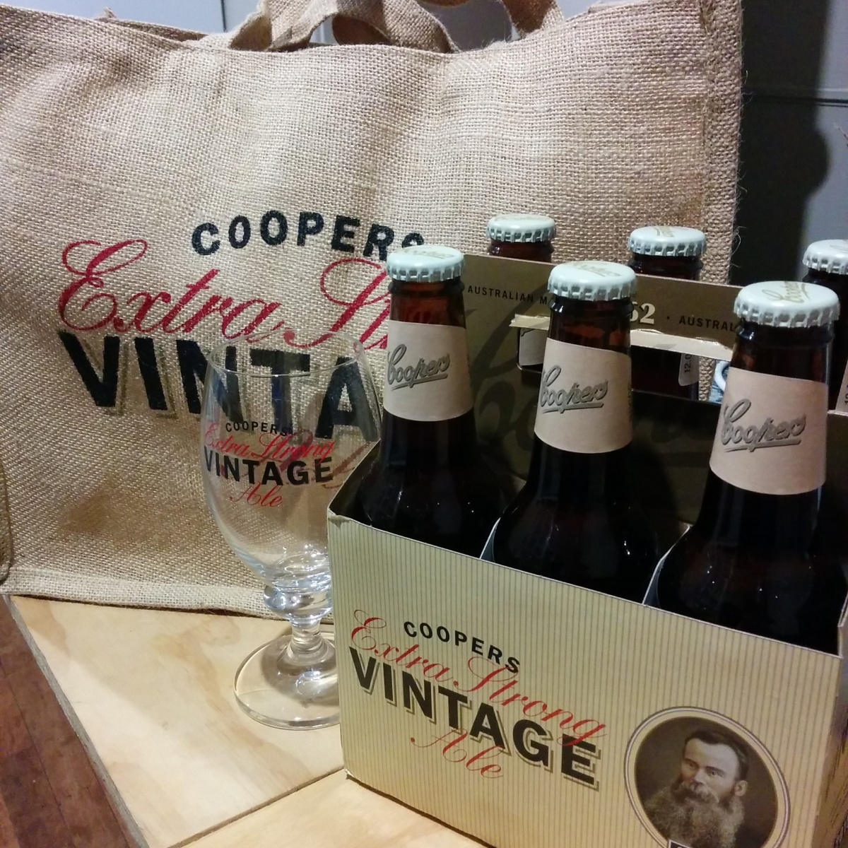 Day Trip: Adelaide's Coopers Vintage Launch