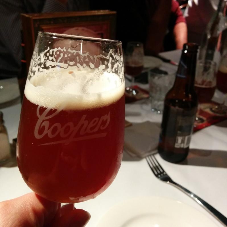 2010 Coopers Vintage Ale