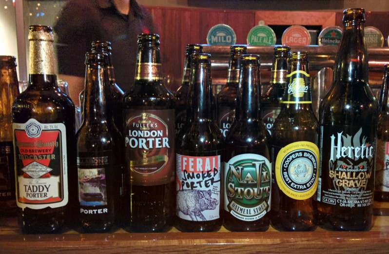 Stouts and Porter Beer Club at Northbridge Brewing Co