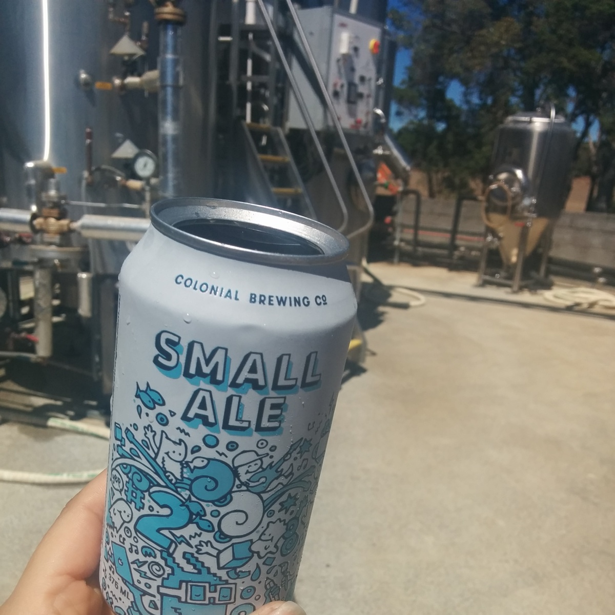 Interview: Designers of the Colonial Small Ale can
