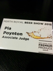 PRBS Associate Judge badge