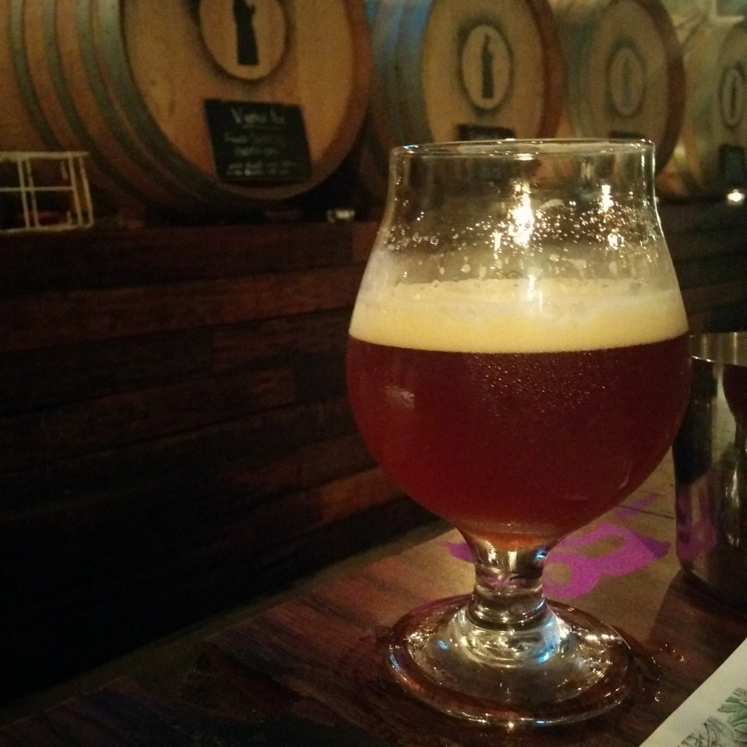 Monk Autumn Red Ale