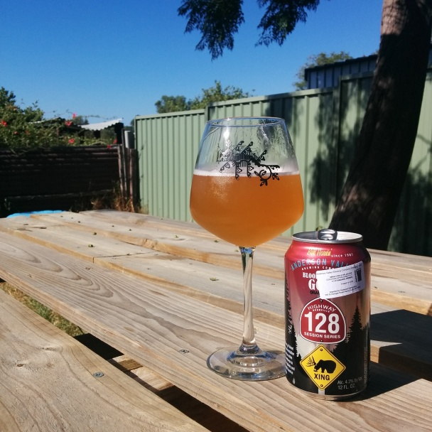 Blood Orange Gose