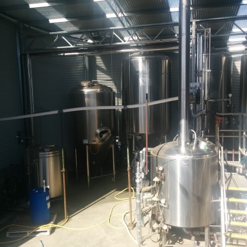 The Beer Farm brewery