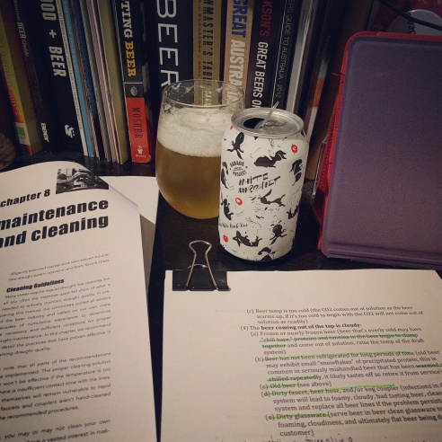 Studying for cicerone