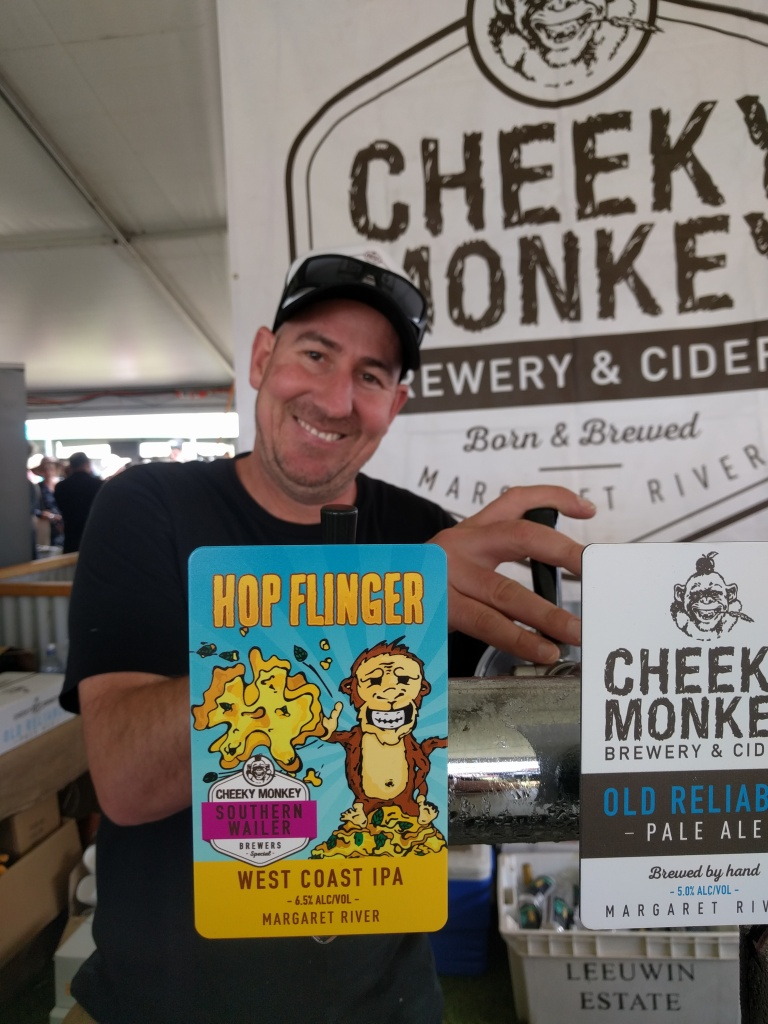 Cheeky Monkey at Gourmet Escape