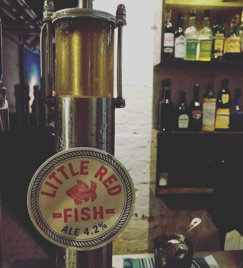 Little Red Fish at Long Chim Perth