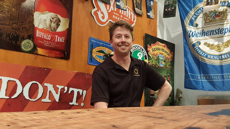 5 minutes with Adam Lesk from CellarbrationsCarlisle