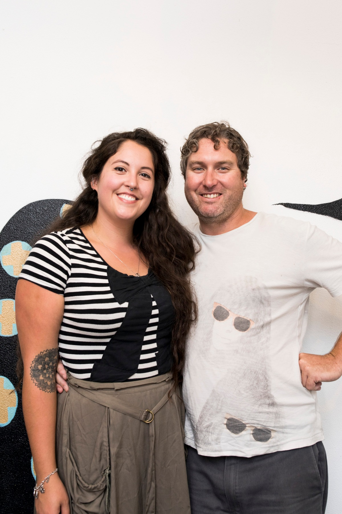 5 minutes with Jacq and Mark from Eat The Street